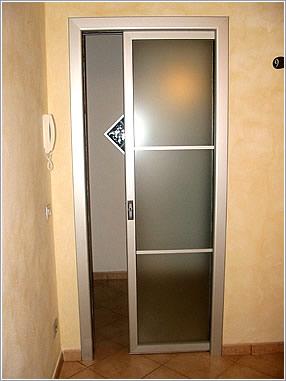 Bassetti serramenti porte interne for Porte tipo scrigno